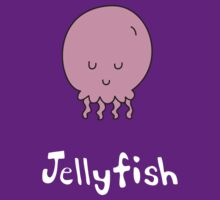 J for Jellyfish by gillianjaplit