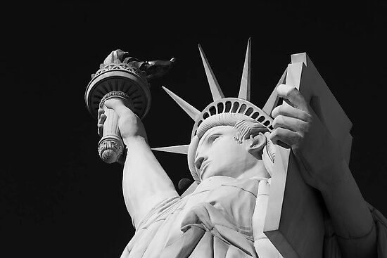 Statue of Liberty by Fern Blacker
