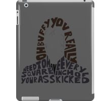 Dark Willow iPad Case/Skin