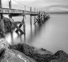 Kinnegar Jetty 2 by ptjphotography