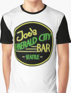 Grey's anatomy-Joe Bar Graphic T-Shirt