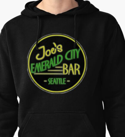 Grey's anatomy-Joe Bar Pullover Hoodie