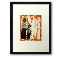 Brother's Keeper Framed Print