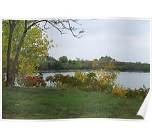 Sumac and the Marion County Lake Poster