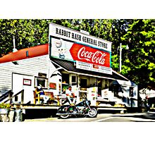 Rabbit Hash General Store Photographic Print