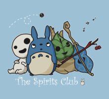 The Spirits Club Kids Tee