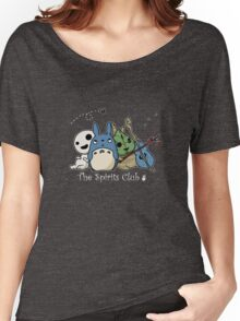 The Spirits Club Women's Relaxed Fit T-Shirt