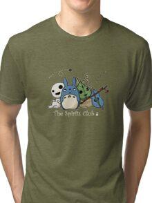 The Spirits Club Tri-blend T-Shirt