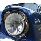 Chevrolet Headlight by Russell Voigt