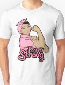 cancer awareness  forever strong Unisex T-Shirt
