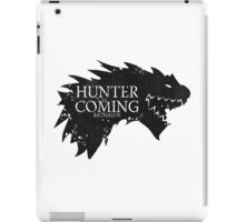 Hunter is Coming - Rathalos iPad Case/Skin