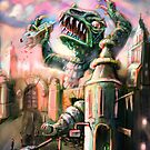 Monster City by Matt Bissett-Johnson