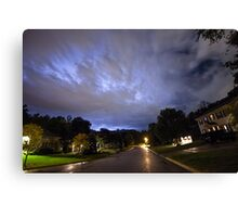 The Burbs Canvas Print