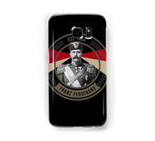 The Archduke Franz Ferdinand Samsung Galaxy Case/Skin
