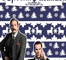 May you have an SPECIAL Xmas [Johnlock] by thescudders
