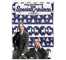 May you have an SPECIAL Xmas [Johnlock] Poster
