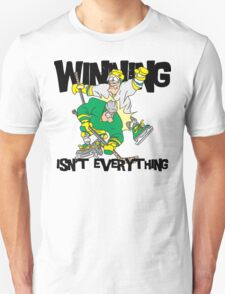 "Funny Hockey ""Winning Isn't Everything"" T-Shirt"