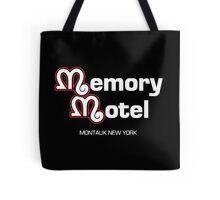 Memory Motel Tote Bag