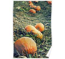 Pumpkins death row Poster