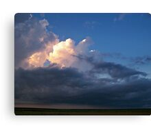 Thunder Boomers Canvas Print