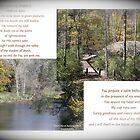 The Lord is my Shepherd by DreamCatcher/ Kyrah Barbette L Hale