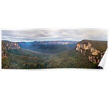 Grose Valley, Blue Mountains, Australia Poster