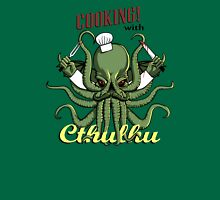 Cooking with Cthulhu Unisex T-Shirt