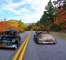 Fall Cruise 1947 by WildBillPho