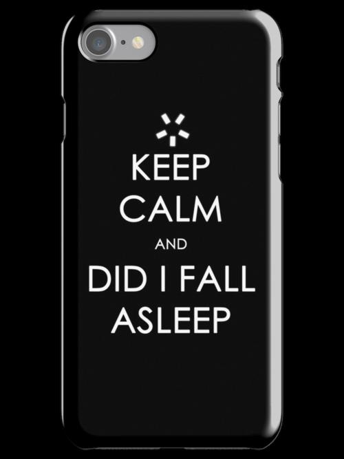 Did I Fall Asleep? by BobbyMcG