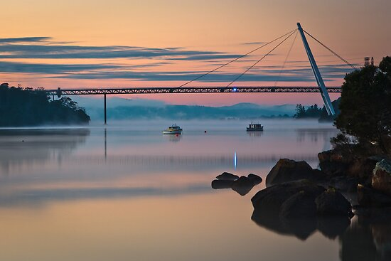 Batman Bridge by fotosic
