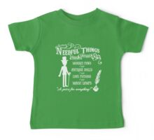 Mr. Needful Shirt Baby Tee