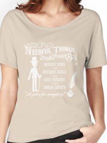 Mr. Needful Shirt Women's Relaxed Fit T-Shirt