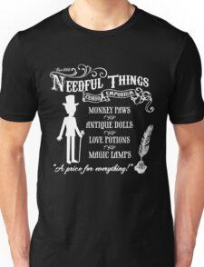 Mr. Needful Shirt Unisex T-Shirt