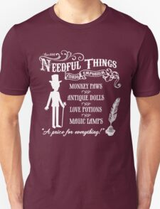 Mr. Needful Shirt T-Shirt