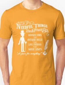 Mr. Needful Shirt T-Shirt
