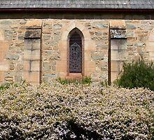 Christ Church Anglican Church, Bungonia, N.S.W. by Trish Meyer