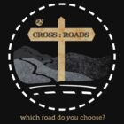 CrossRoads for dark tshirts by shellybell