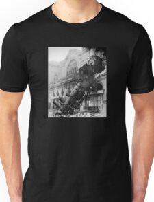 Train wreck Unisex T-Shirt