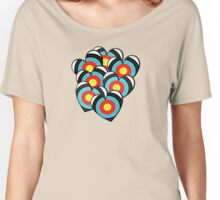 Archery hearts (BIG) Women's Relaxed Fit T-Shirt