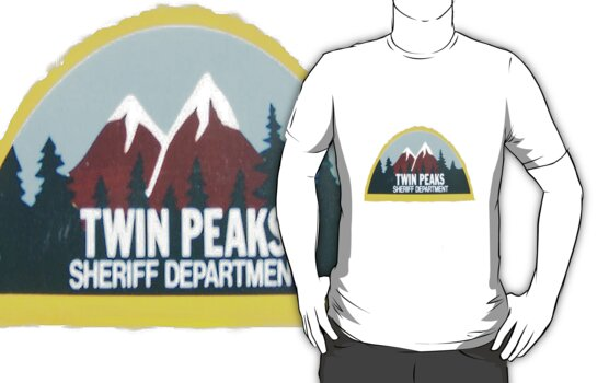 twin peaks sheriff department case by satinfine