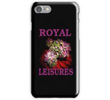 Royal Leisures iPhone Case/Skin