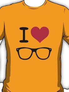 hipster love T-Shirt
