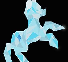 Crystal Pony (maybe Diamond I dunno) by Eniac