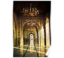 Mughal Architecture Poster