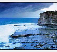 Skillion Squall, Terrigal NSW by Chris Munn