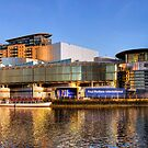034 The Lowry Theater, Manchester by George Standen