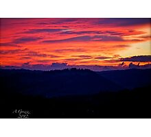 When the new day comes. by Andrzej Goszcz. Photographic Print