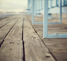 Pier Promenade by Nicola Smith