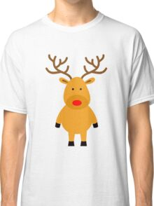 cute reindeer Classic T-Shirt
