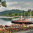 006 Lake Windermere by George Standen